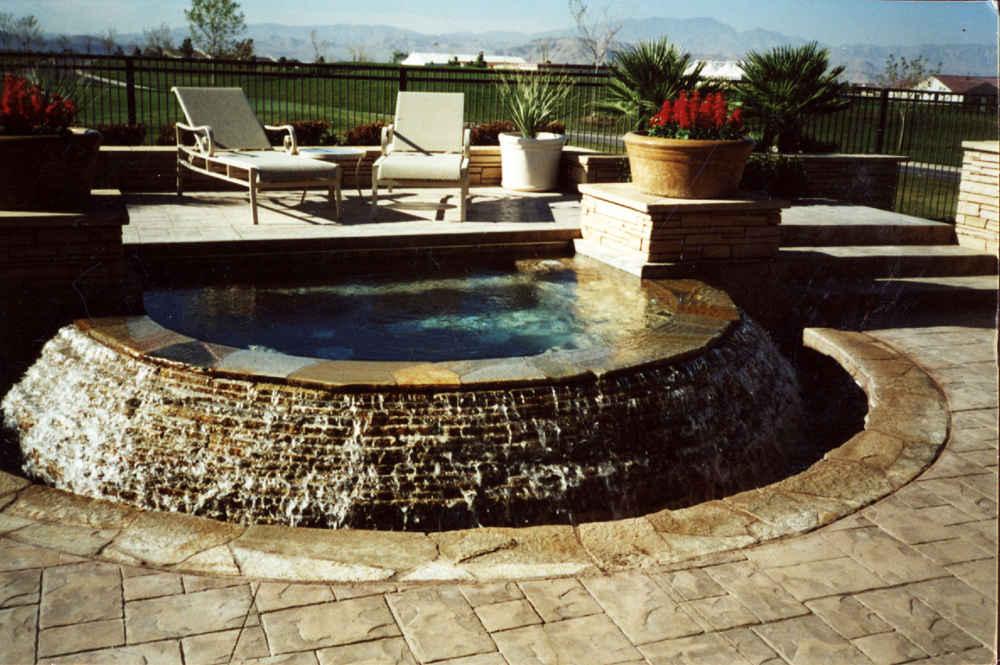 Prime builders landscaping design gallery prime for Salon outdoor